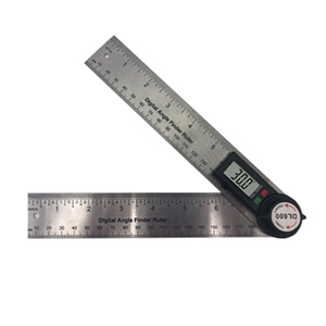 Measuring Instruments Electric Protractor Digital Angle Finder
