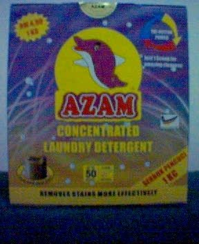 Azam Concentrated Laundry Detergent