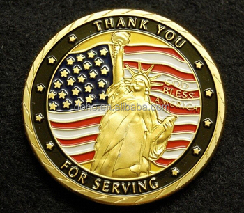 Cheap Challenge Coin Free Delivery Military Challenge Coins