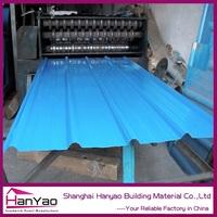 Oriental Kaolin Roof Tiles Blue Glazed