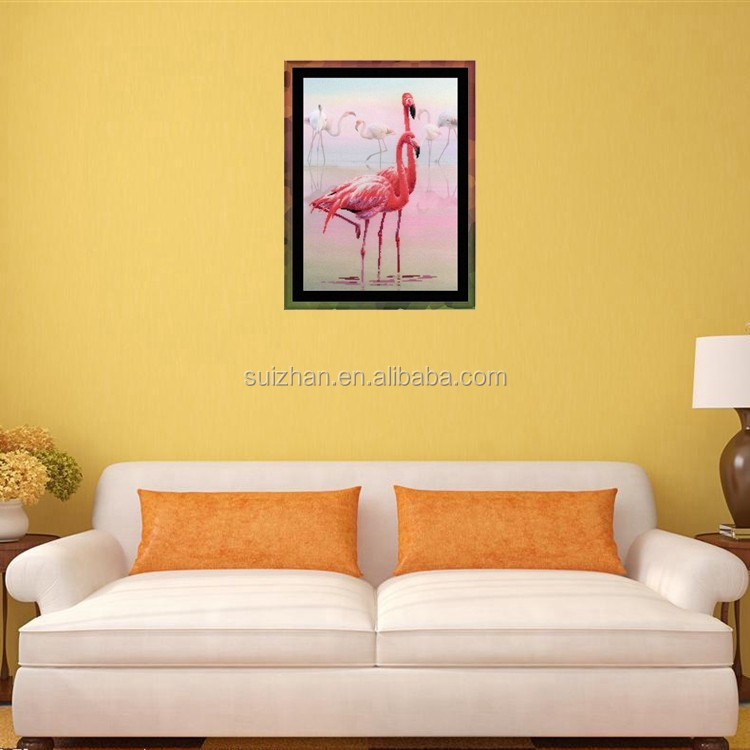 Flamingo Oil Painting, Flamingo Oil Painting Suppliers and ...