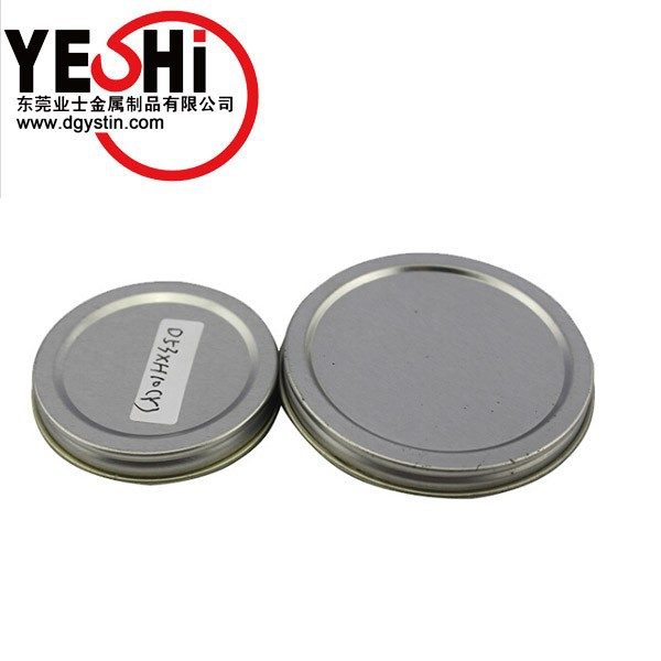 Thermostability tinplate Metal Type and Metal Material caviar tins dongguan