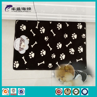 The memory foam pet mat for dog bed product