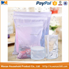 Foldable Mesh Underwear Laundry Bag / Round Mesh Washing Bags
