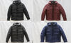 High quality waterroof windproof jackets stock lot
