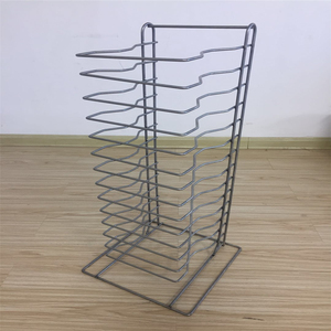 15 Layers Stainless Steel Pizza Pan Rack with High Quality