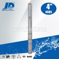 4 inch deep well water 5hp pump submersible pumps in ss body