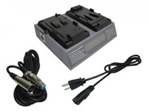 Camcorder Battery V-Mount V-Lock Charger For Sony BP-65H, BP-GL95, BP-L40, BP-L60A, BP-L90A