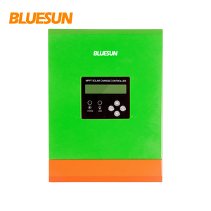 Bluesun mppt solar charge controller circuit diagram 20a 30a 12v 24v for  solar power kit