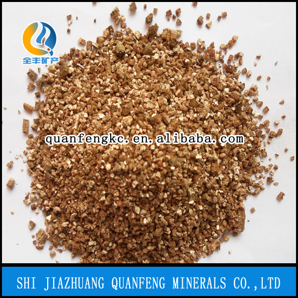 Hot sale concentrate agricultural expanded vermiculite