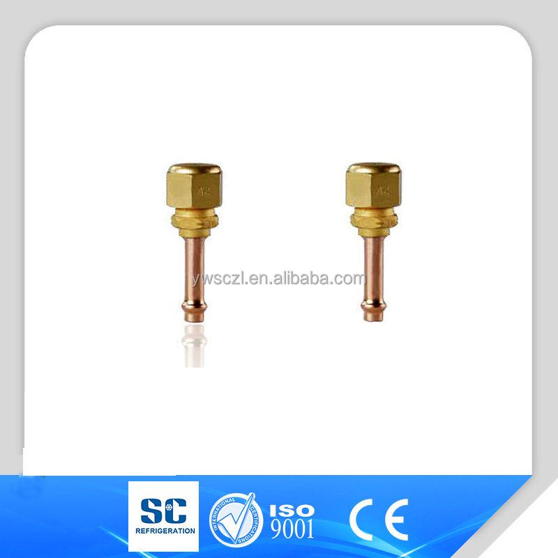 Air conditioner valve repair tools check valve test valve