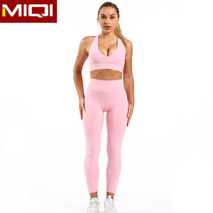 ODM Breathable Yoga Clothing High Quality Yoga Pants Sets Fashion Yoga Set