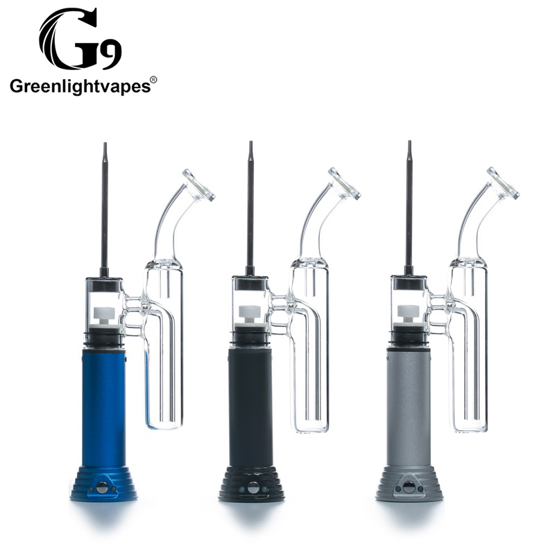 Glass Herb Smoking Accessories Pyres Enail Bubbler Electric Vaporizer Dab  Mini Water Crack Vapor Pipe - Buy Water Pipe Smoking,Electric Vaporizer Dab