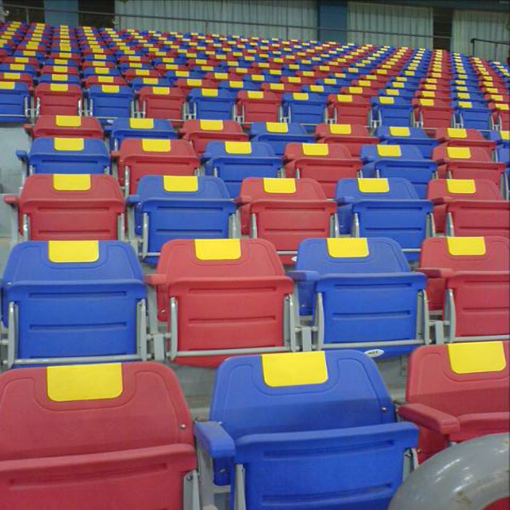 Most popular outdoor folding stadium design seating