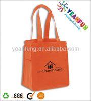 Cheap trapezoid shopping bag