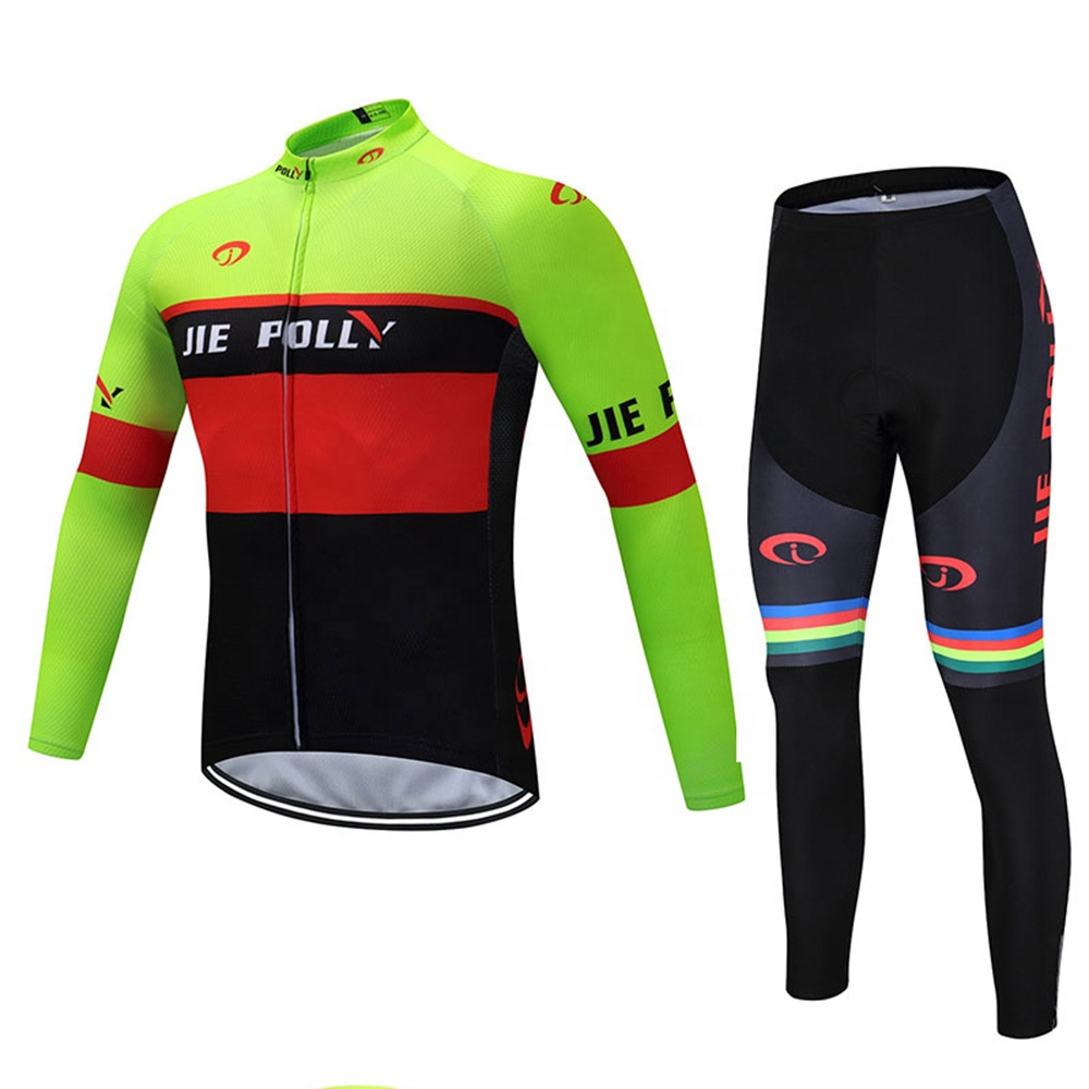 Racing sport clothing cycling factory in China