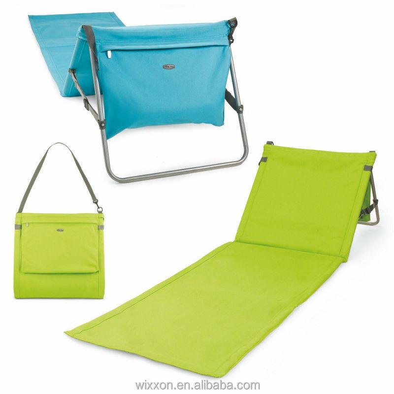 natte de plage portable pliage natte de plage plage de pliage dossier transport facile plage. Black Bedroom Furniture Sets. Home Design Ideas