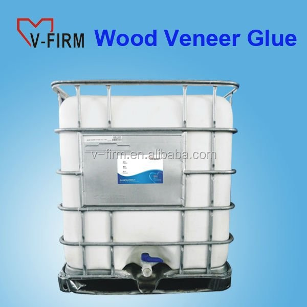 Manual or machine hot pressing Wood Veneering adhesive for Overlaying Wood Board VSM3279