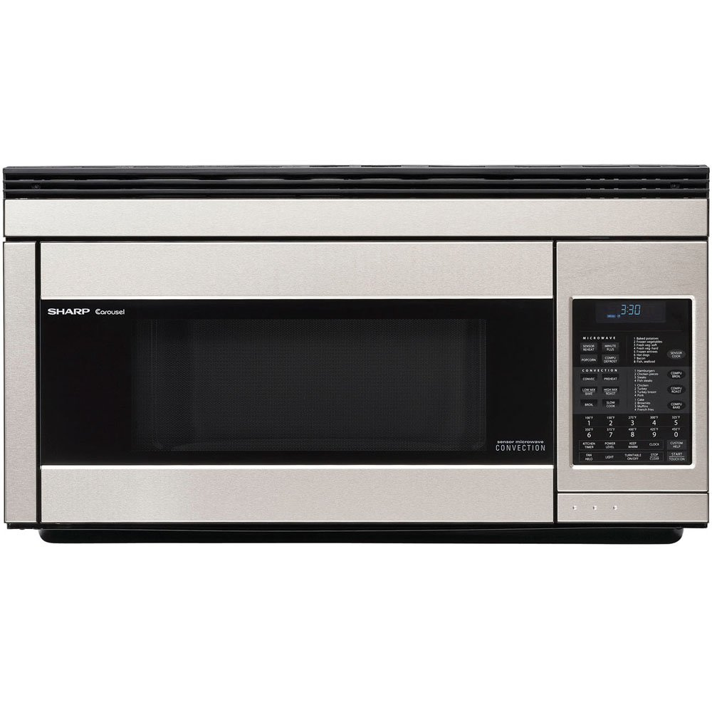 Sharp Microwave Convection Find