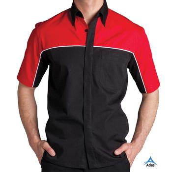 Pit Crew Shirts >> Slim Fit Pit Crew Shirts For Men Racing Pit Crew Shirts Buy Custom