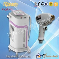 2016 newest 808nm diode laser hair removal machine /rust removal