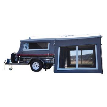 meilleur hors route caravane avec cuisine en acier inoxydable buy camping car caravane camping. Black Bedroom Furniture Sets. Home Design Ideas