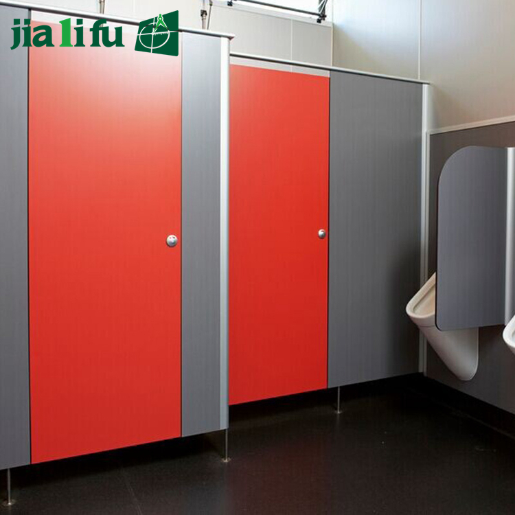 JIALIFU modern stainless steel fitting wc toilet stalls partition