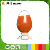 Food garde carthamins yellow powder candy colorant