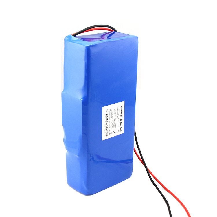 Cutomized high capacity 13S5P lithium ion 48v 13ah e bike battery