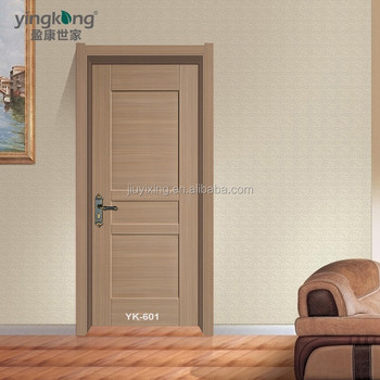 Alibaba china water-proof /sound-proof bathroom pvc swing interior /inner door & Alibaba China Water-proof /sound-proof Bathroom Pvc Swing Interior ...