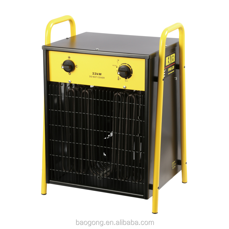 22000w space <strong>heater</strong> for industrial fan <strong>heater</strong>