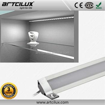 En Aluminium Profiles D Angle Barre Rigide Led Lumieres Armoire De