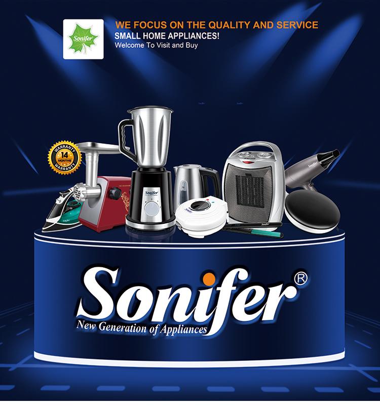 2019 Sonifer marka Yeni model Cyclone 2600W Kuru Temizleme elektrikli süpürgeler