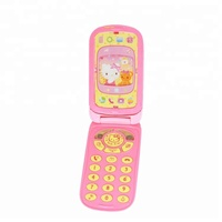 Hot Sale Plastic Kids Mobile Phone Toys for girls