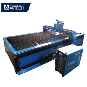 Low cost plasma cutting machine cnc plasma cutter , used plasma cutting tables for sale