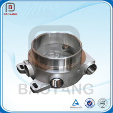 Stainless steel precision cnc central machinery parts