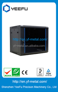 "YF-WBF 800D*12U 19"" HIGH QUALITY WALL MOUNT CABINET"