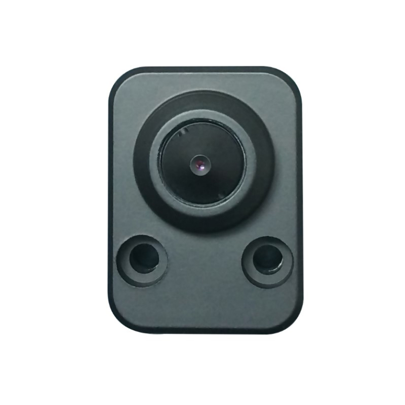 H.265 ATM 3.7mm pinhole lens hidden face recognize WDR IP camera