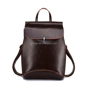 711563035106e Ks-140 frauen rucksack split leder rucksack schultasche für mädchen  jugendliche vintage rucksack große reise