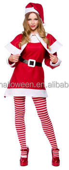 Adult womens christmas costume apologise