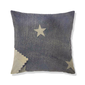 Cotton fabric denim series new design meditation pillow water proof outdoor cushion chair cover