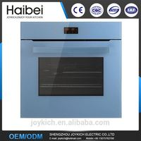 Touch switch built-in pizza oven for kitchen with big capacity oven camera