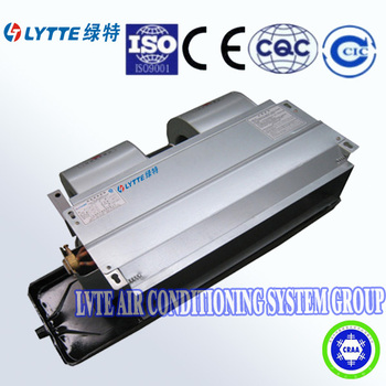 Concealed Duct Chilled Water Fan Coil Fan Coil Units For
