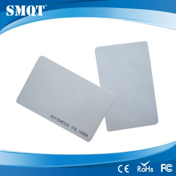 Smart 125khz rfid card access card price