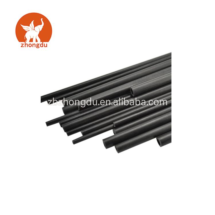 Zhongdu fishing rod toray carbon fiber pipe, View carbon fiber pipe