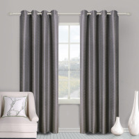 Jacquard window/blackout/bamboo fabric curtain