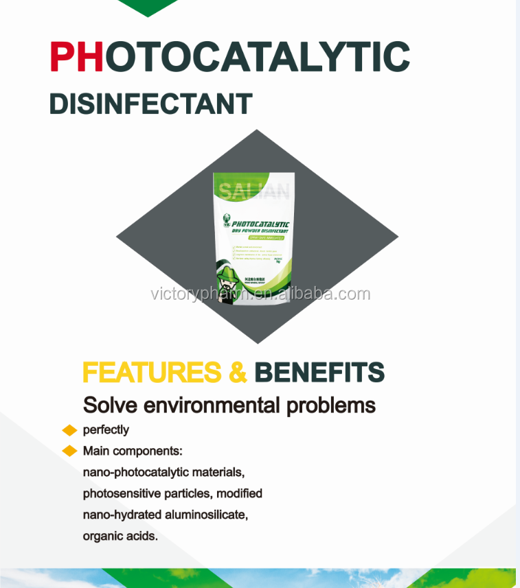 Dry Powder Disinfectant For Pig And Poultry Farm-vic Spray,Patent  Technology,Safe And Healthy Powder - Buy Sublimation Powder,Detergent  Powder,Powder
