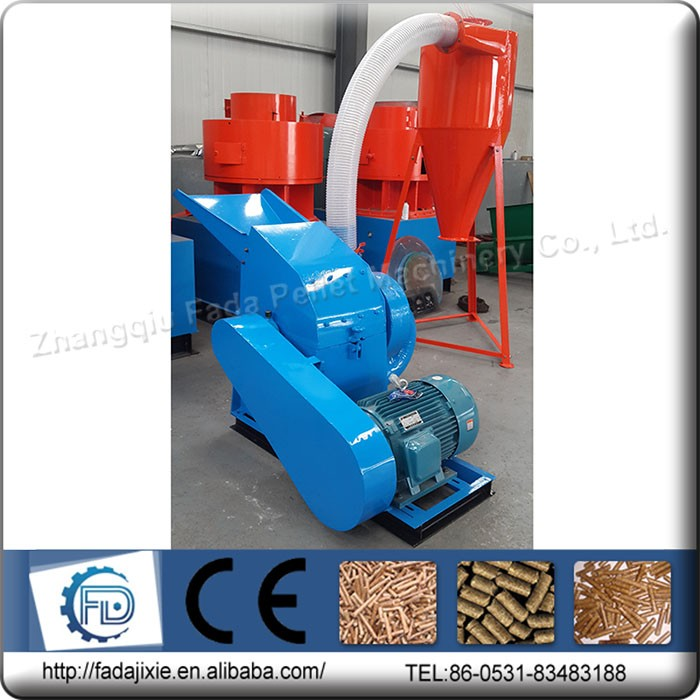 China Factory Supply Feed Hammer Mill/poultry Feed Grinding ...
