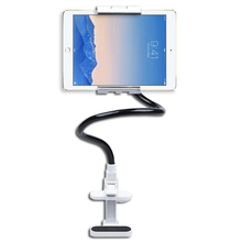New Arrive Holder Stand for IPad Universal 360 degree Flexible Arm tablet PC Stand holder for IPad air 1 2 3 4