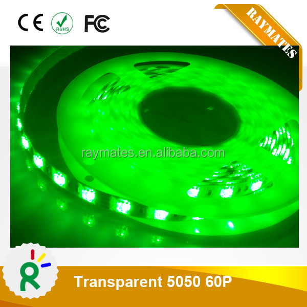 China wholesale RGB strip led 5050; white pcb led strip 5050;best selling products in american 14.4W 5050 led strip